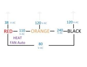 Old Rheem Air Blower Motor Wiring Problem  HVAC  DIY
