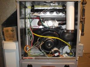 Waterlogged Gas Furnace  HVAC  DIY Chatroom Home