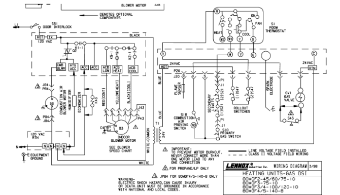 lennox ac wiring diagram  wiring diagram software free  on