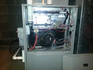 Heil Condensation Leak From Secondary Heat Exchanger
