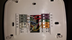 Wiring HELP Honeywell THX9231  HVAC  DIY Chatroom Home