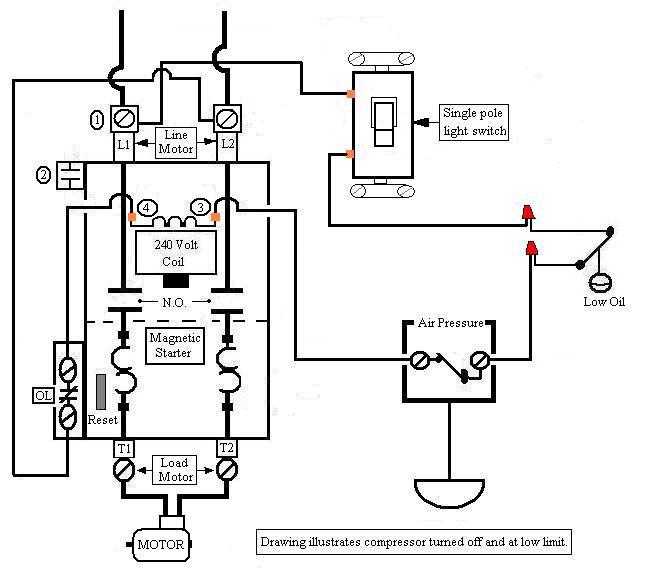 allen bradley motor starter wiring diagram - allen bradley motor, Wiring diagram