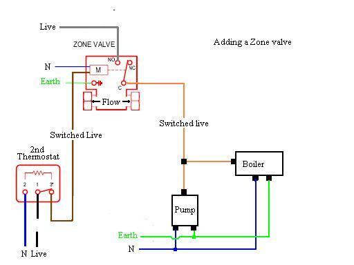 Wiring Zone Valve Help