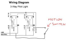 How To Add Pilot Light Capability To 3way Switches With A