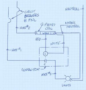 Issue With A Definite Purpose Contactor And Photo Cell