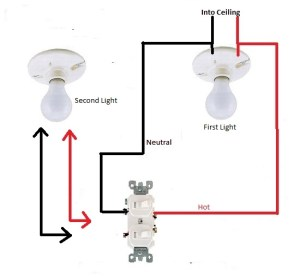 Double Switch Wiring Diagram  Somurich
