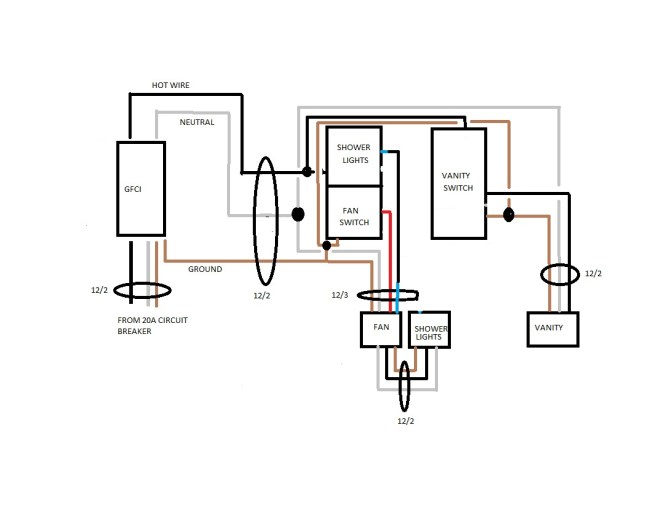 3 sd ceiling fan switch wiring diagram in the bathroom fan motor wiring diagram ceiling fan motor capacitor  motor wiring diagram ceiling fan