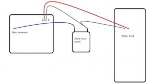 METER WIRING DIAGRAM  Auto Electrical Wiring Diagram