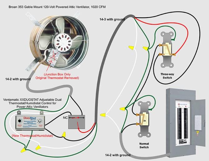 whole house fan motor wiring  rc boat wiring diagram