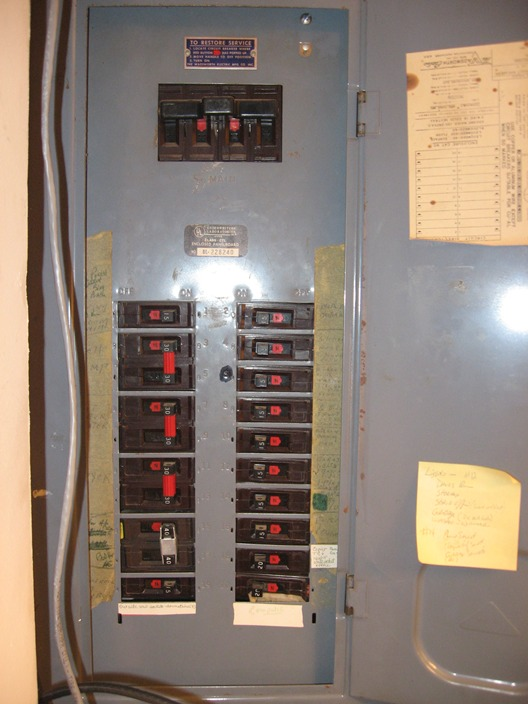 Wadsworth 100 Amp Breaker
