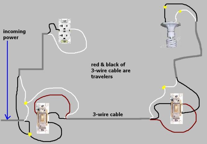half switched receptacle wiring diagram wiring diagram home wiring how to wire a switched half hot outlet half switched receptacle wiring diagram 2017 12 10 034042 switchedoutlet 3way source