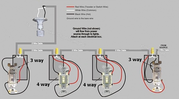 wiring diagram for way light switch wiring image 5 way light switch wiring diagram wiring diagram on wiring diagram for 4 way light switch