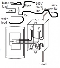 Single Pole Vs Double Pole Thermostat  Electrical  DIY