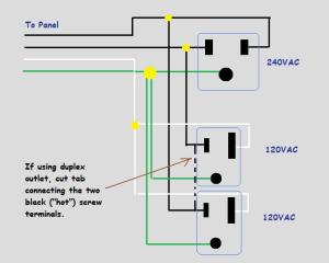 220 Wiring Question  Electrical  DIY Chatroom Home Improvement Forum