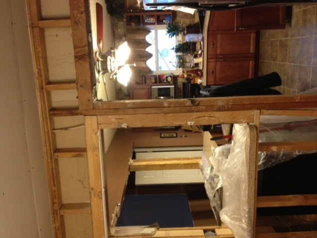 Load Bearing Widen Doorway Building Amp Construction Diy
