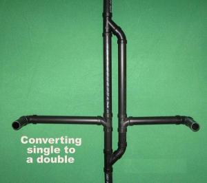 Plumbing Double Vanity Drain  Plumbing  DIY Home Improvement | DIYChatroom