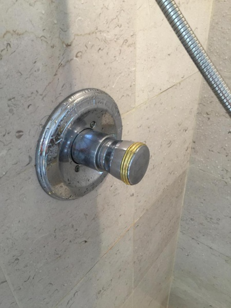 how to identify this delta shower valve