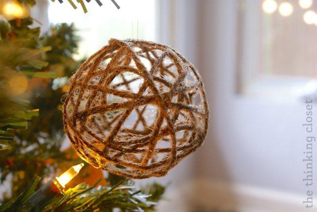 10 Rustic Christmas Tree Ornaments You Can Make Yourself ...