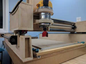 Diy cnc router diy cnc design dw618 router and mount greentooth Choice Image