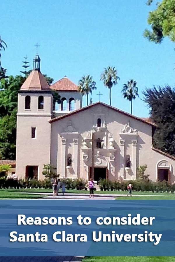 50-50 Profile: Santa Clara University