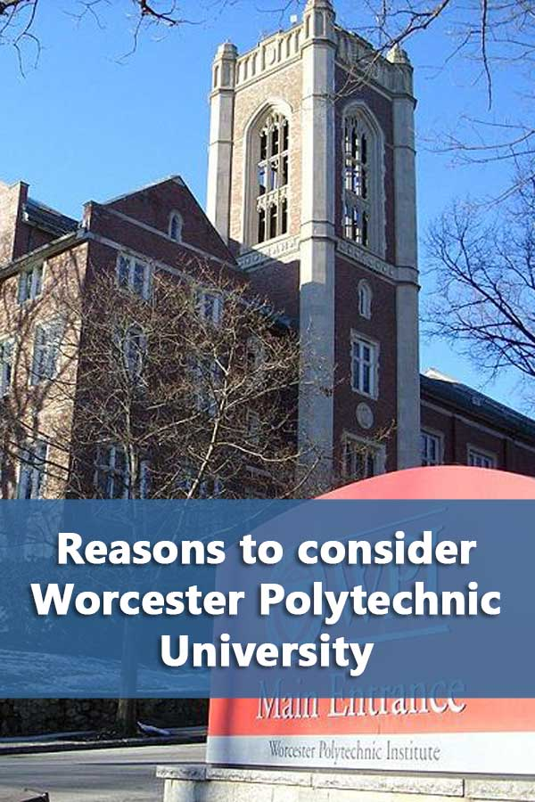 50-50 Profile: Worcester Polytechnic Institute