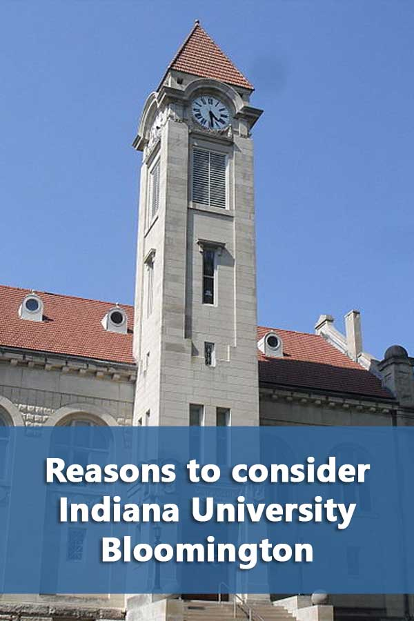 50-50 Profile: Indiana University-Bloomington