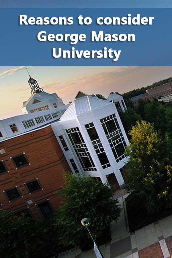 50-50 Profile: George Mason University