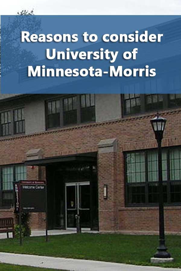 50-50 Profile: University of Minnesota-Morris