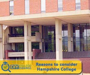 Hampshire College campus