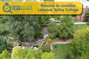 Lebanon Valley College campus