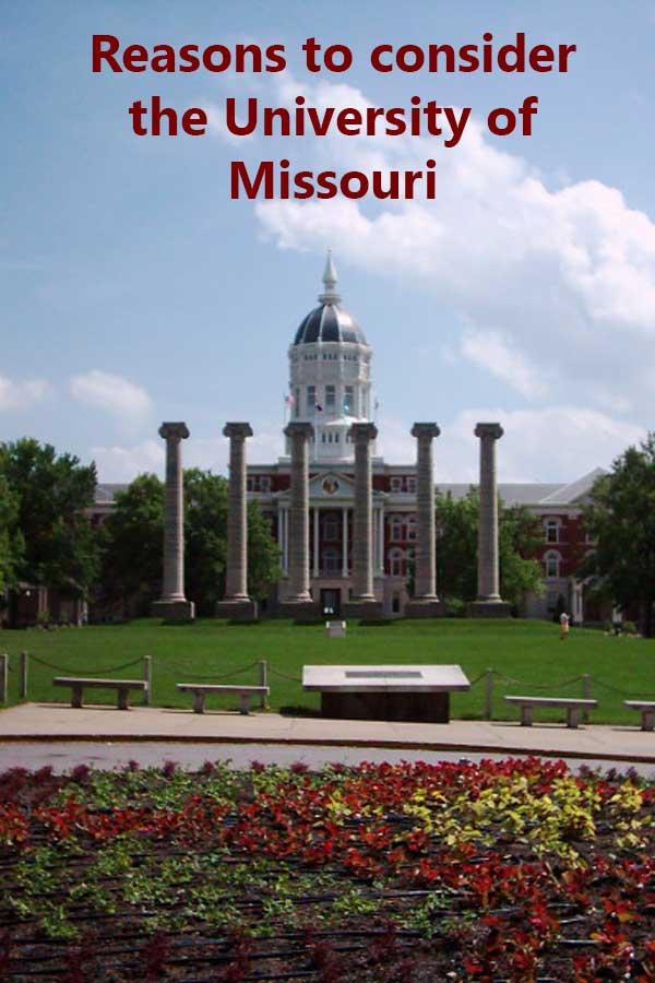 50-50 Profile: University of Missouri-Columbia
