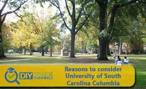 University of South Carolina Columbia campus