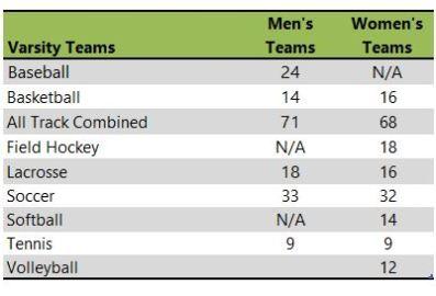 Houghton College athletic teams