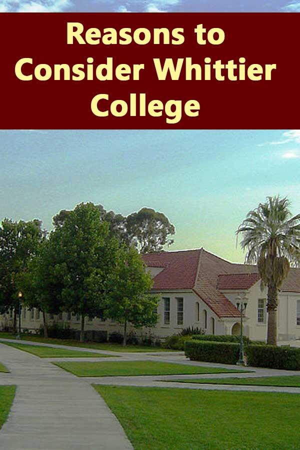 50-50 Profile: Whittier University