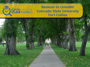 Colorado State University Fort Collins campus