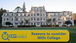 Mills College campus