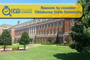 Oklahoma State University campus