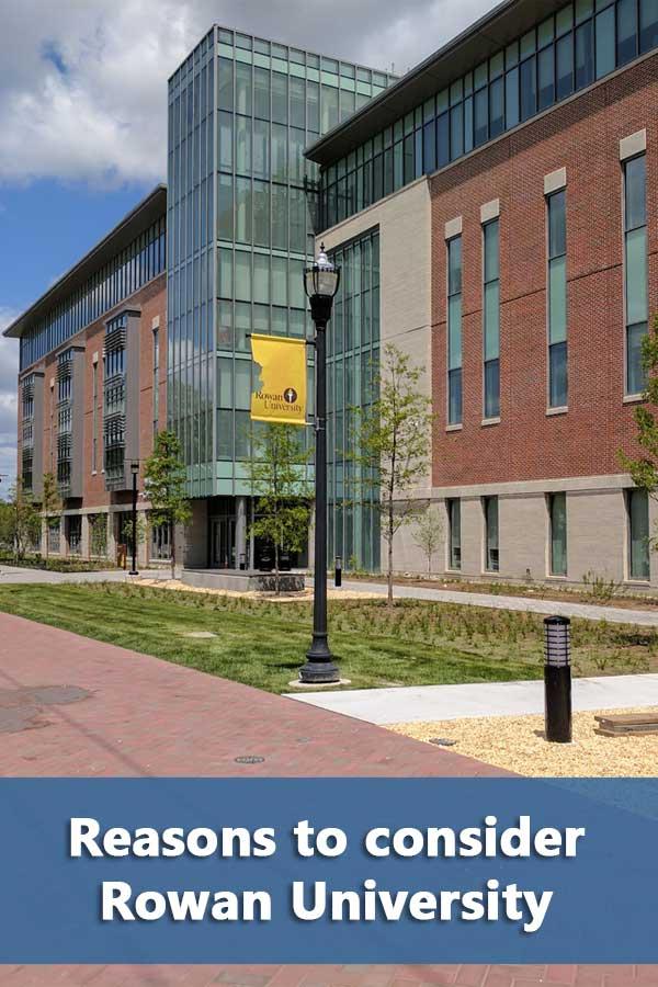 5 Essential Rowan University Facts