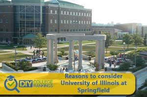 University of Illinois at Springfield campus