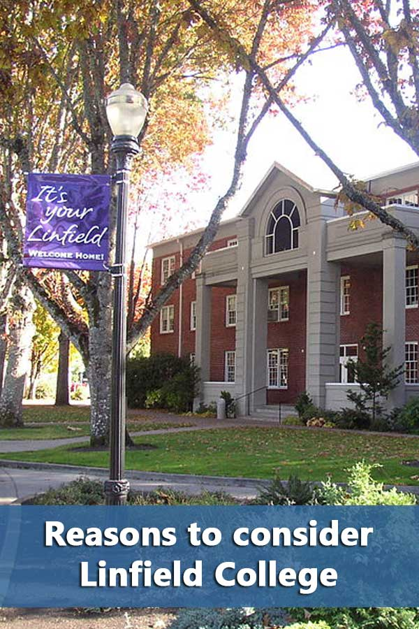 50-50 Profile: Linfield College