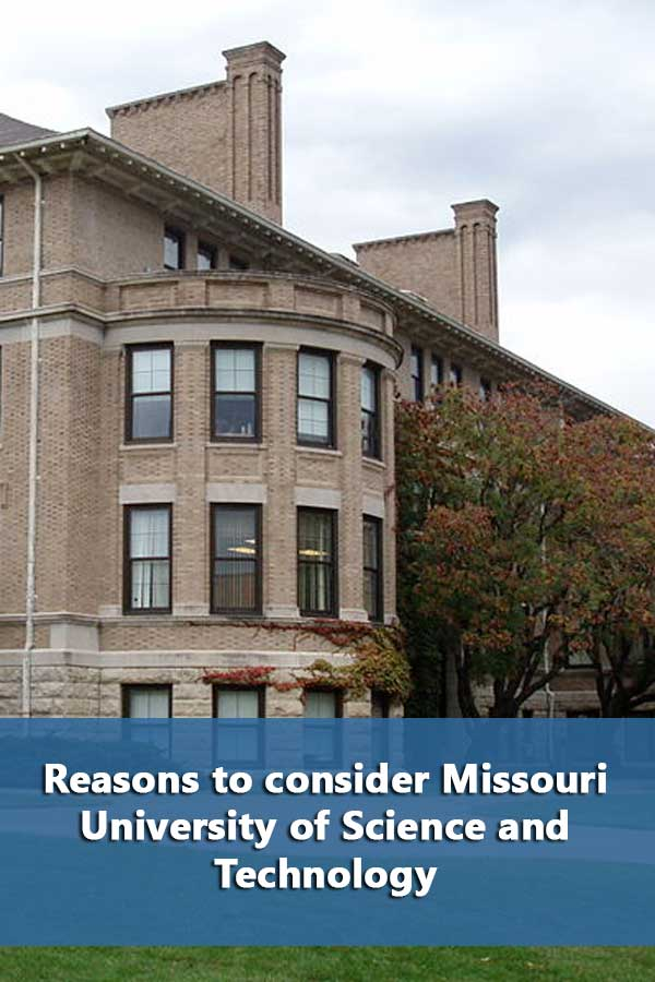 50-50 Profile: Missouri University of Science and Technology