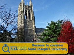 Saint Joseph's University campus