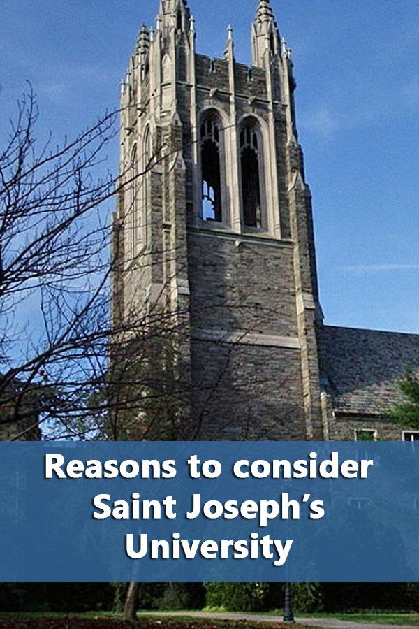 50-50 Profile: Saint Joseph's University