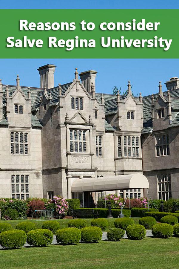 50-50 Profile: Salve Regina University