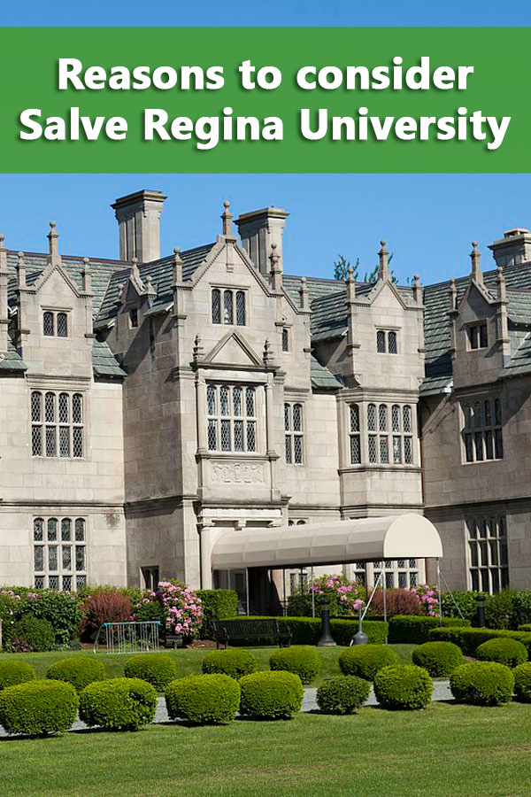 50-50 Profile: Salve Regina University
