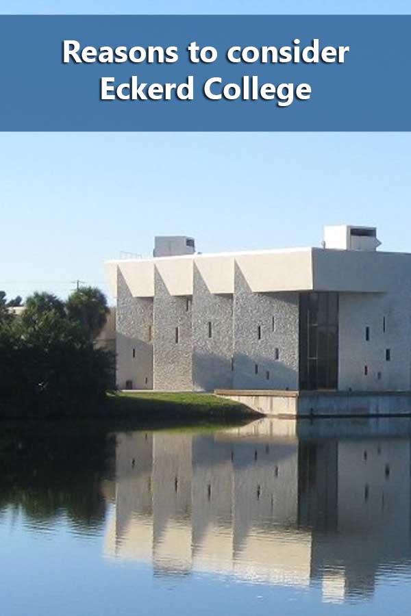 50-50 Profile: Eckerd College