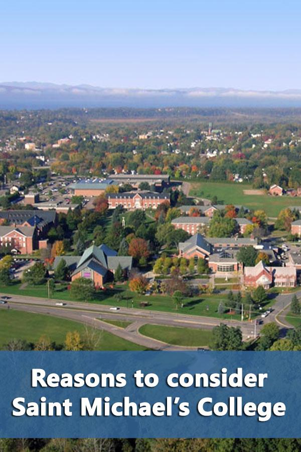 50-50 Profile: Saint Michael's College