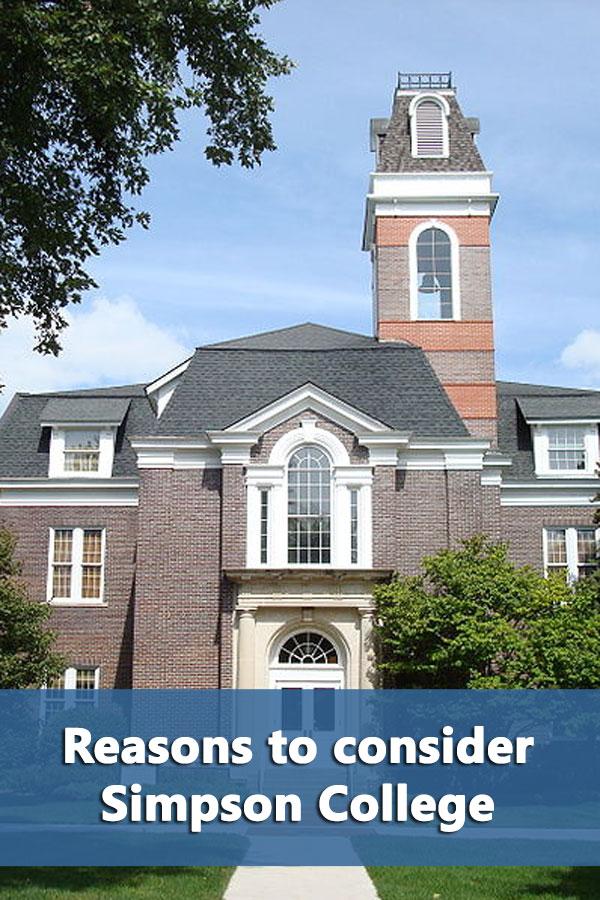 50-50 Profile: Simpson College