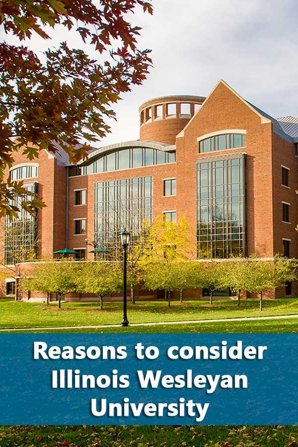50-50 Profile: Illinois Wesleyan University