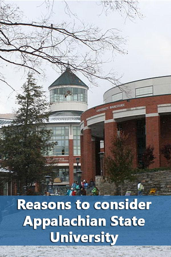 50-50 Profile: Appalachian State University